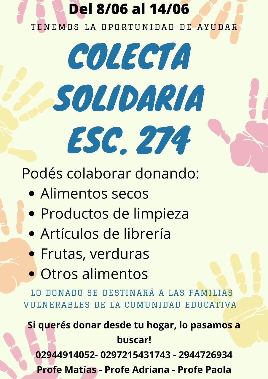 colecta 274