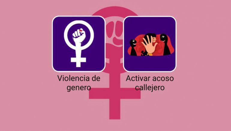 app violencia