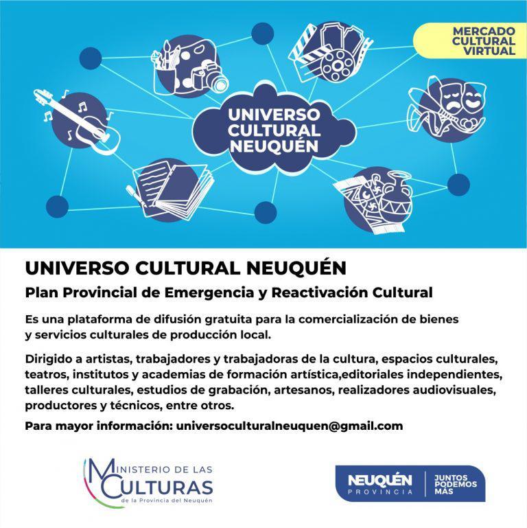 universo cultural neuquen